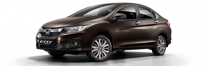 Honda City facelift debuts in India, now with 6 airbags Image #615478