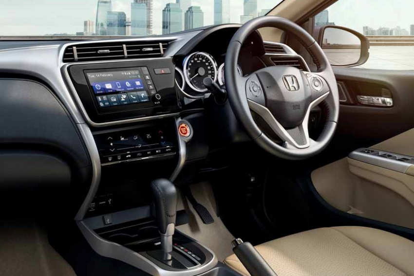 Honda City facelift debuts in India, now with 6 airbags Image #615447