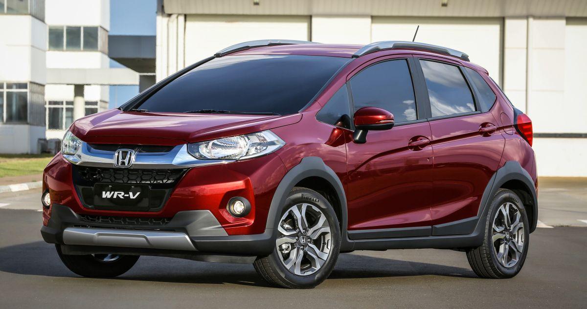 Honda Wr V Jazz Suv Launching In India This Week Paultan Org