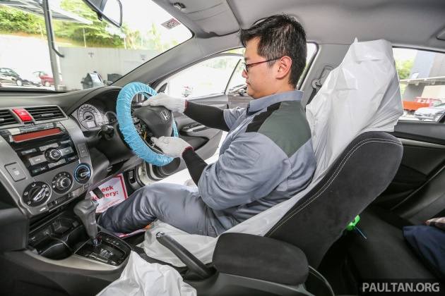 Honda Malaysia Says Takata Airbag Replacement Completion Now At 84 Urges Laggards To Respond