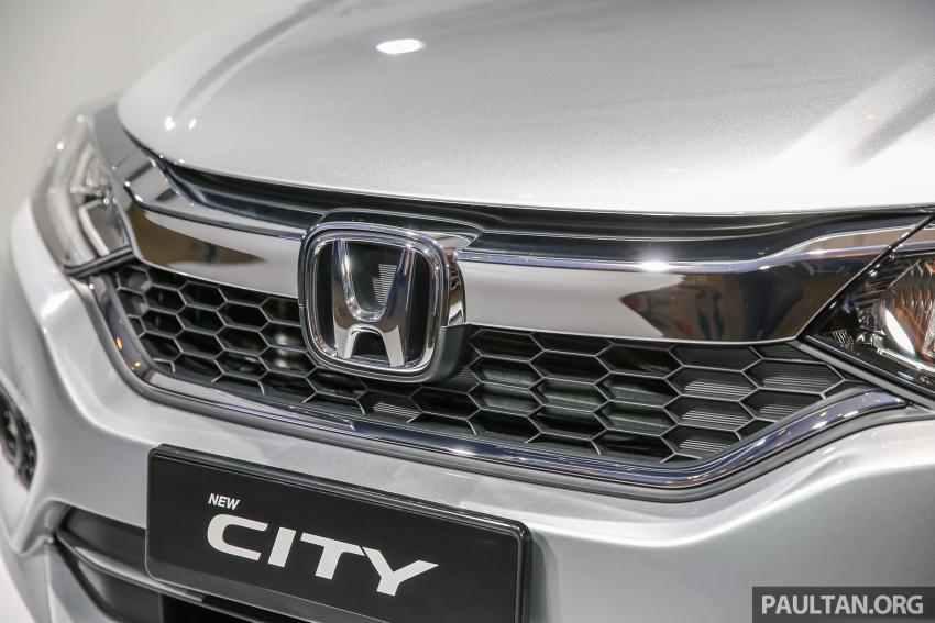 GALERI: Honda City 2017 diprebiu di Malaysia Image #616719
