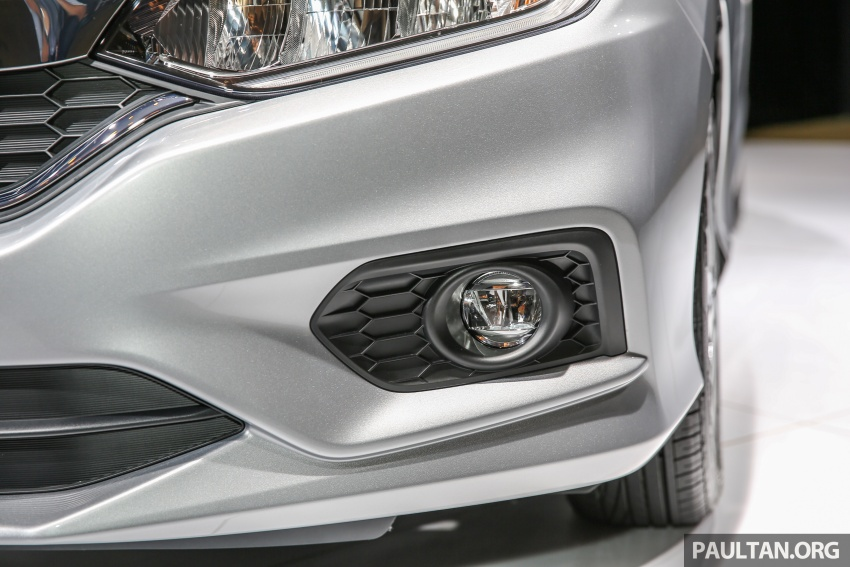 GALLERY: Honda City facelift previewed in Malaysia Image #616752