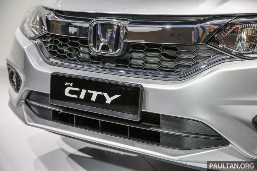 GALLERY: Honda City facelift previewed in Malaysia Image #616755