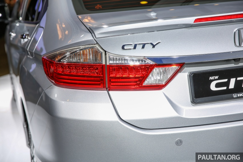 GALLERY: Honda City facelift previewed in Malaysia Image #616775