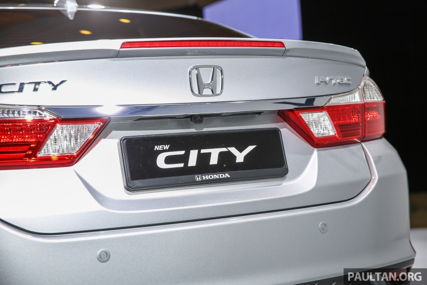 GALLERY: Honda City facelift previewed in Malaysia Image #616779