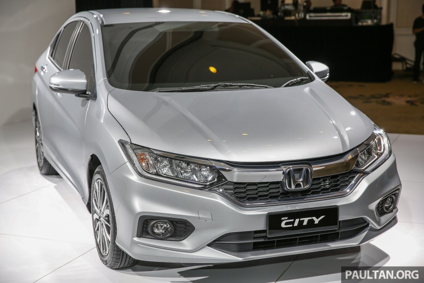 GALLERY: Honda City facelift previewed in Malaysia Image #616729