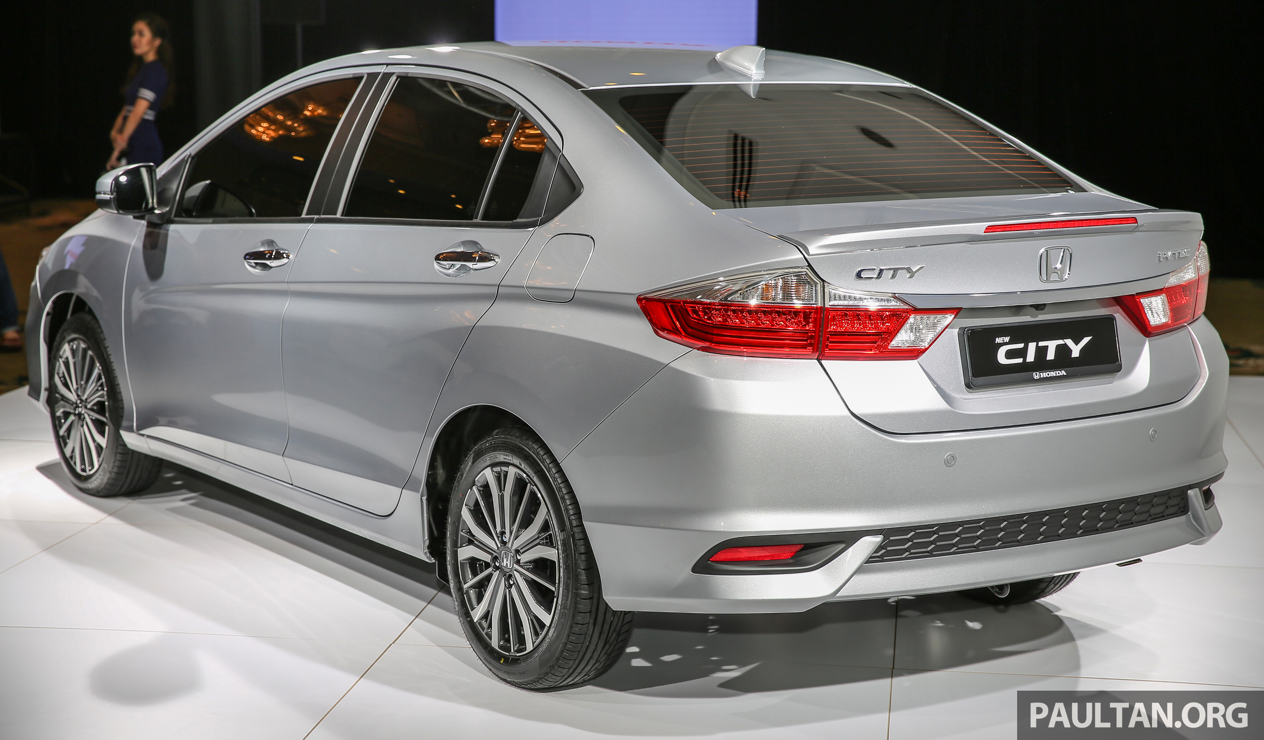 GALLERY: Honda City facelift previewed in Malaysia Paul ...