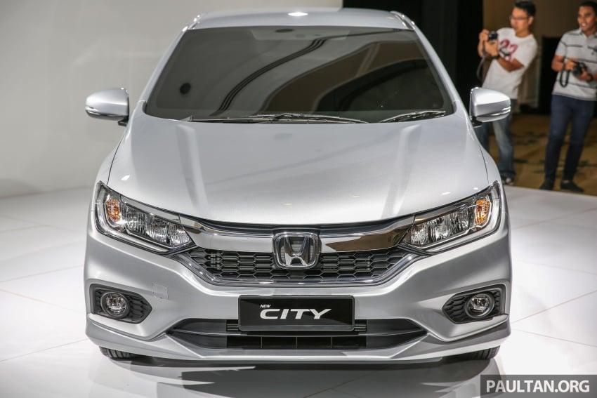 GALERI: Honda City 2017 diprebiu di Malaysia Image 616711