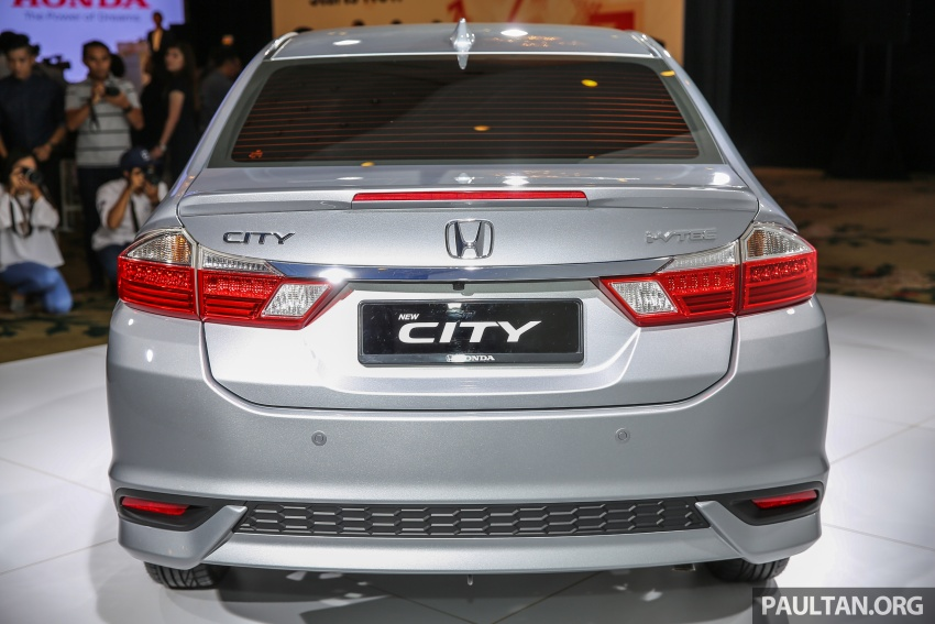 GALLERY: Honda City facelift previewed in Malaysia Image #616738