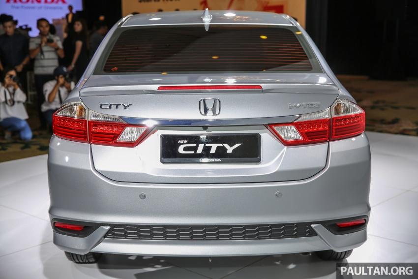 GALERI: Honda City 2017 diprebiu di Malaysia Image #616713