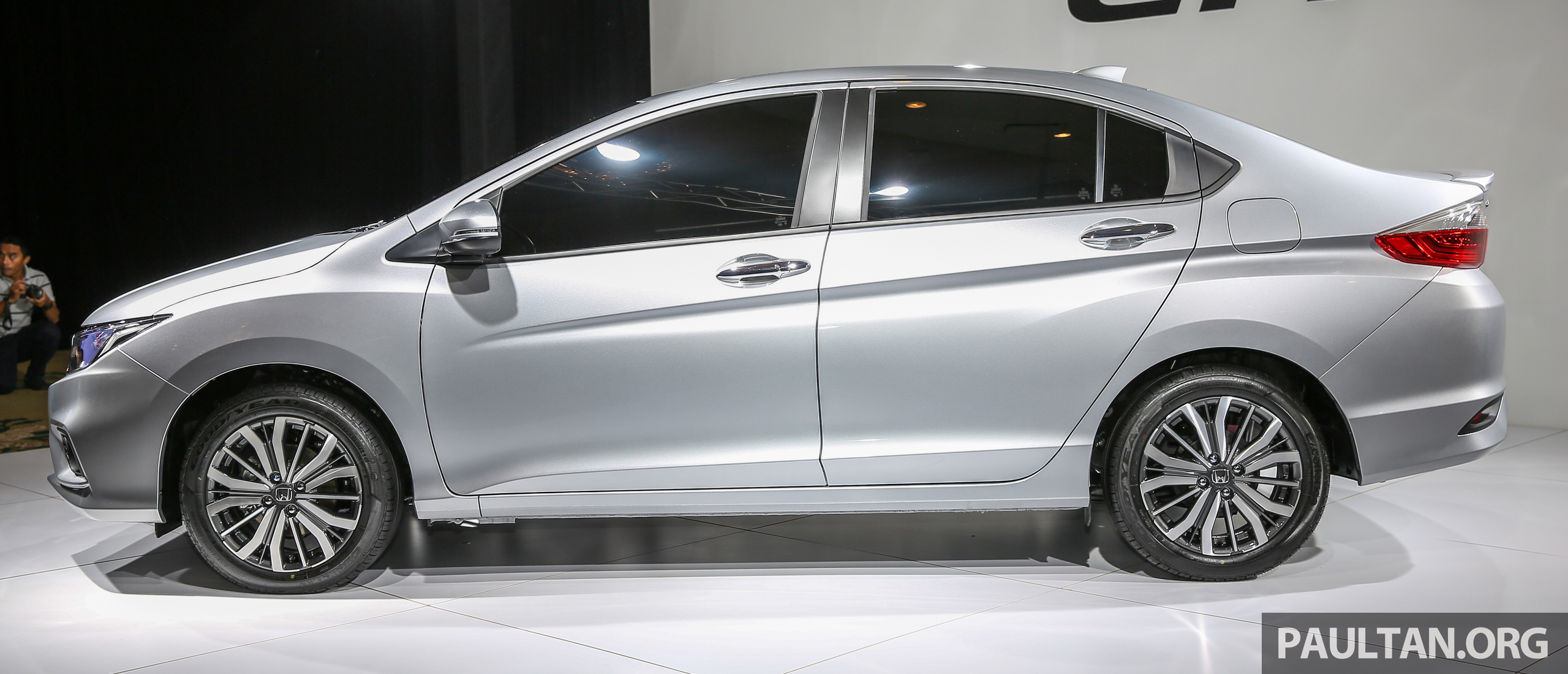 Gallery Honda City Facelift Previewed In Malaysia Paul