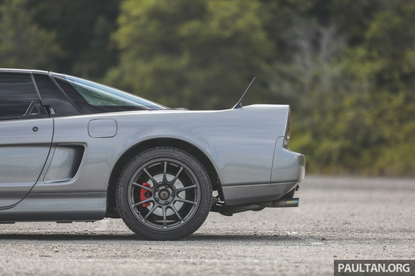 GALLERY: 1990 Honda NSX – the space-age classic Image #618304