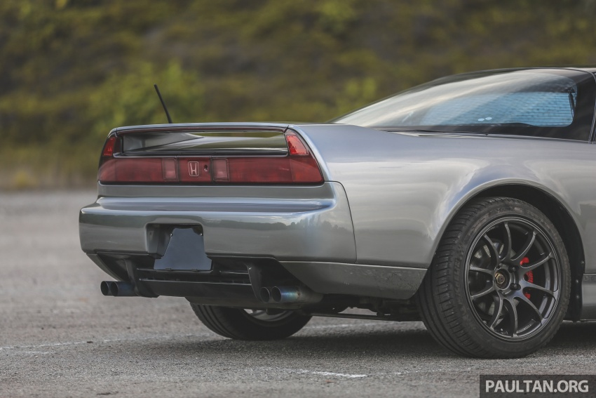 GALLERY: 1990 Honda NSX – the space-age classic Image #618305