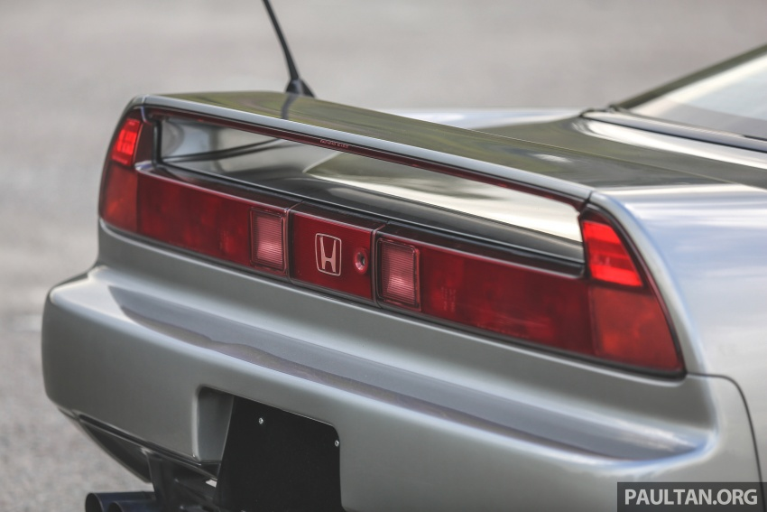 GALLERY: 1990 Honda NSX – the space-age classic Image #618307