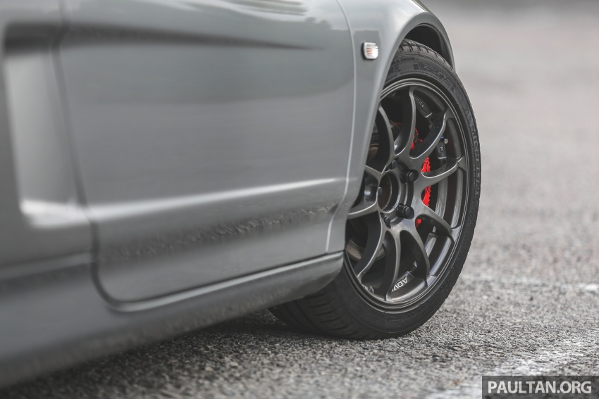 GALLERY: 1990 Honda NSX – the space-age classic Image #618308
