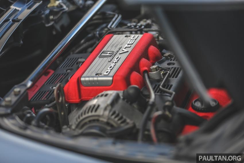 Honda NSX NA1 1990 – bukti revolusi automotif Jepun Image #618098