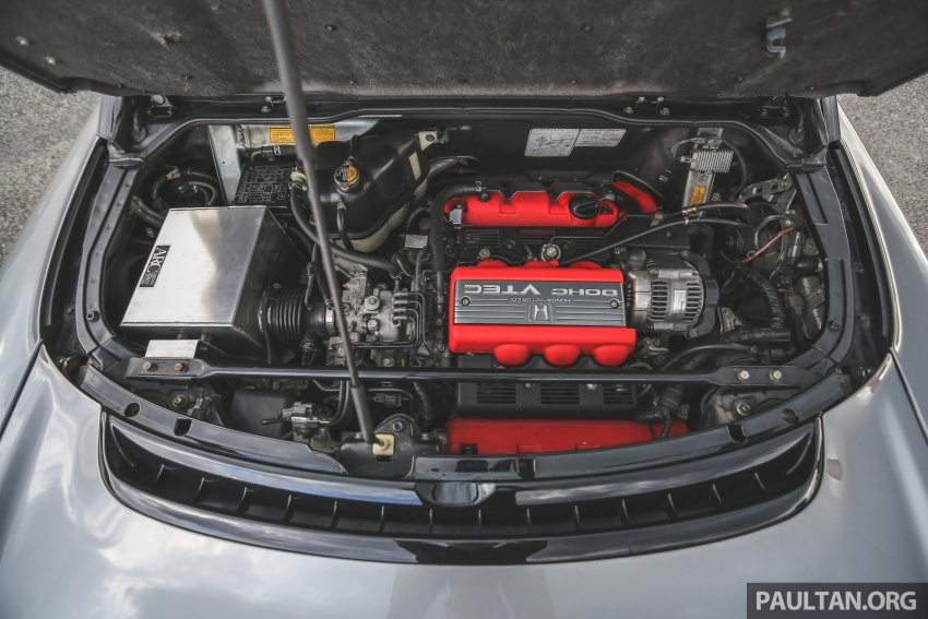 GALLERY: 1990 Honda NSX – the space-age classic Image #618316