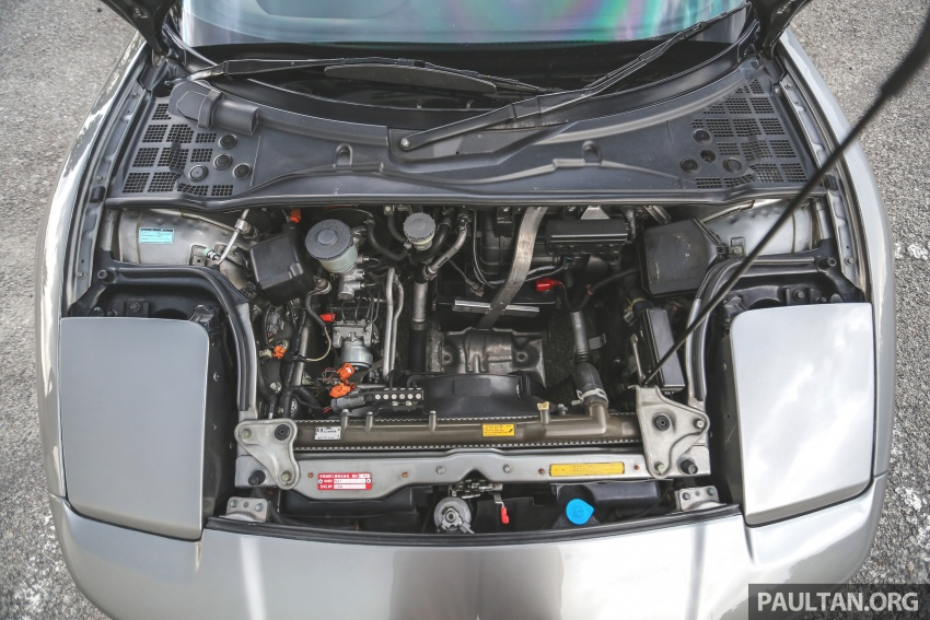 Honda NSX NA1 1990 – bukti revolusi automotif Jepun Image #618085