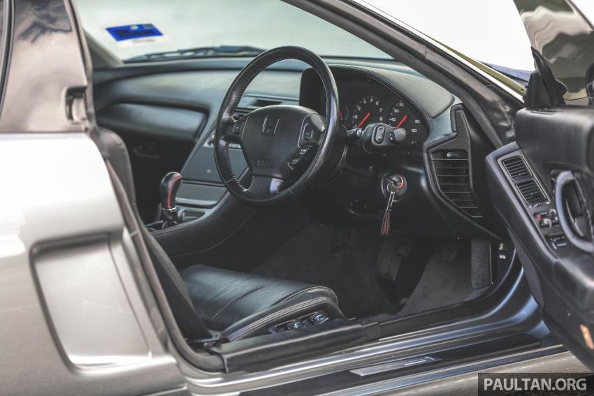 Honda NSX NA1 1990 – bukti revolusi automotif Jepun Image #618078
