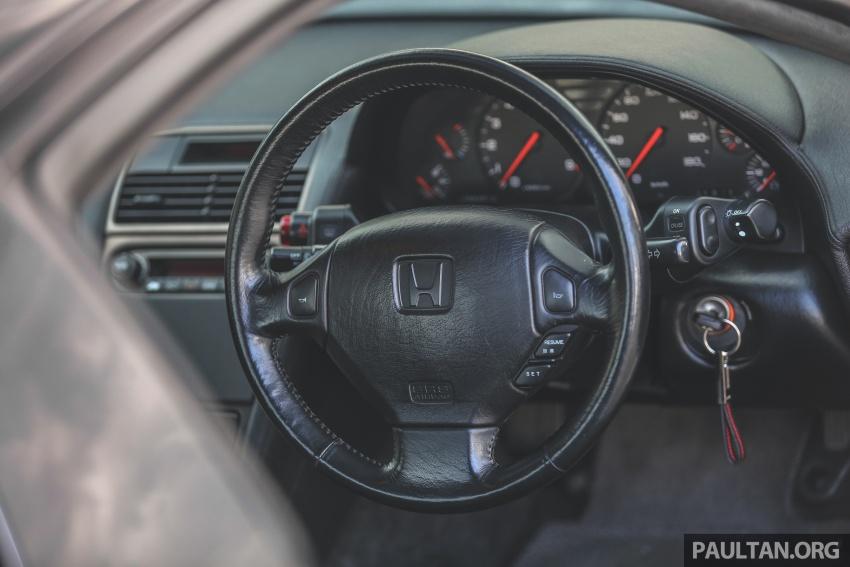 Honda NSX NA1 1990 – bukti revolusi automotif Jepun Image #618079
