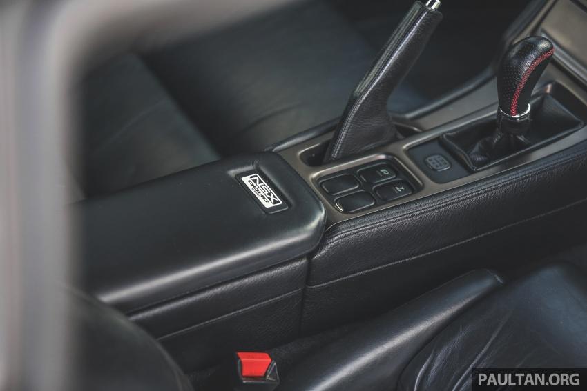 Honda NSX NA1 1990 – bukti revolusi automotif Jepun Image #618075