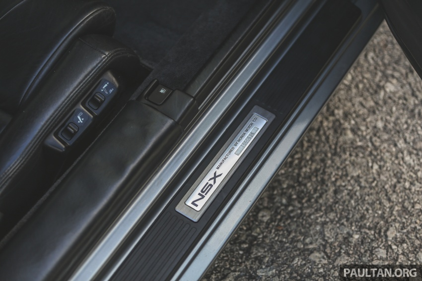 Honda NSX NA1 1990 – bukti revolusi automotif Jepun Image #618071