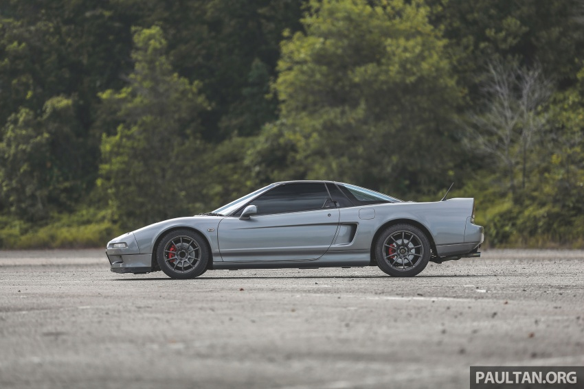 GALLERY: 1990 Honda NSX – the space-age classic Image #618295
