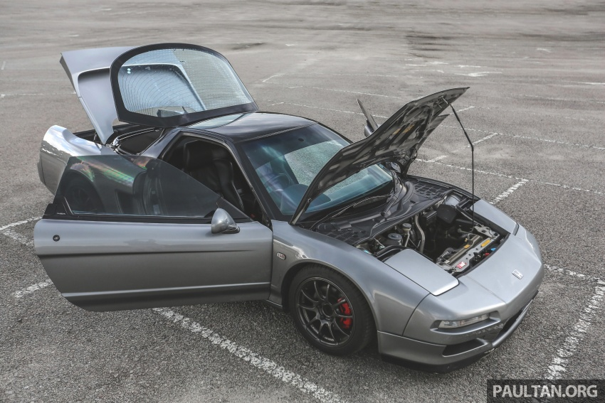 GALLERY: 1990 Honda NSX – the space-age classic Image #618296