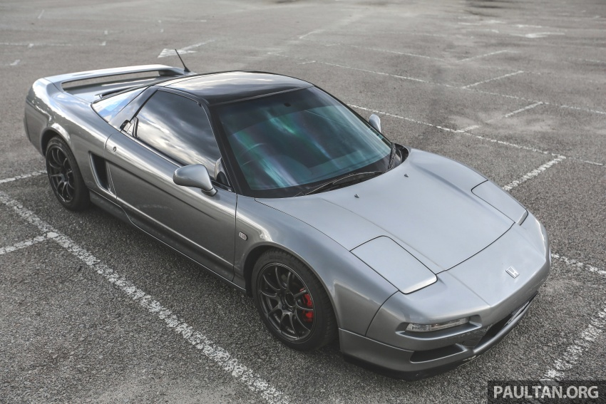 GALLERY: 1990 Honda NSX – the space-age classic Image #618297