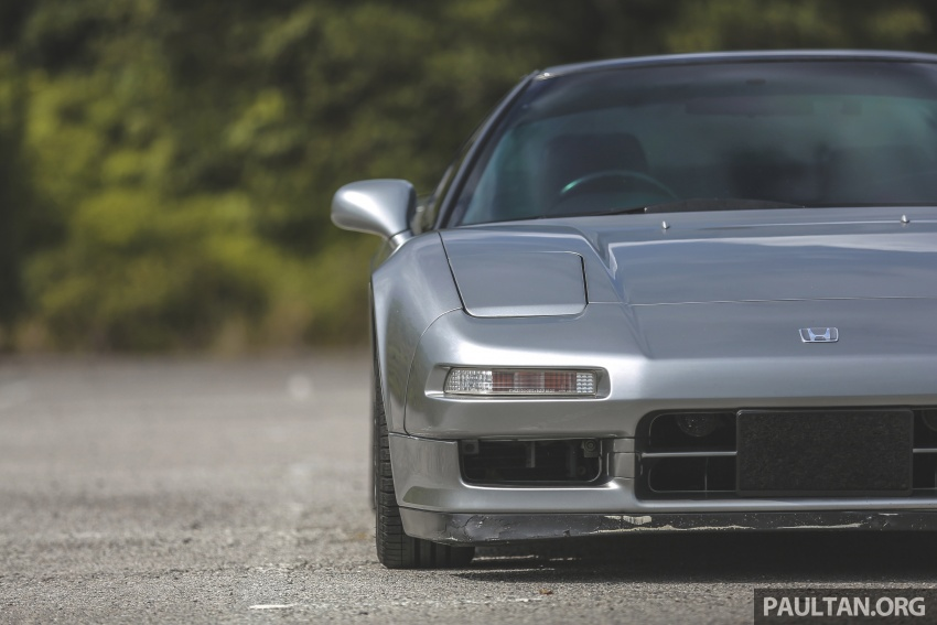 GALLERY: 1990 Honda NSX – the space-age classic Image #618298