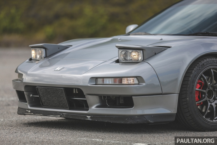 GALLERY: 1990 Honda NSX – the space-age classic Image #618299