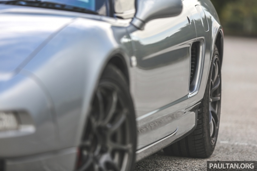 GALLERY: 1990 Honda NSX – the space-age classic Image #618300