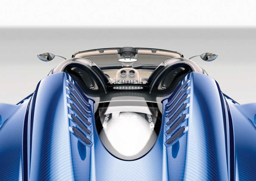 Pagani Huayra Roadster debuts with 764 hp, 1,000 Nm Image #615633