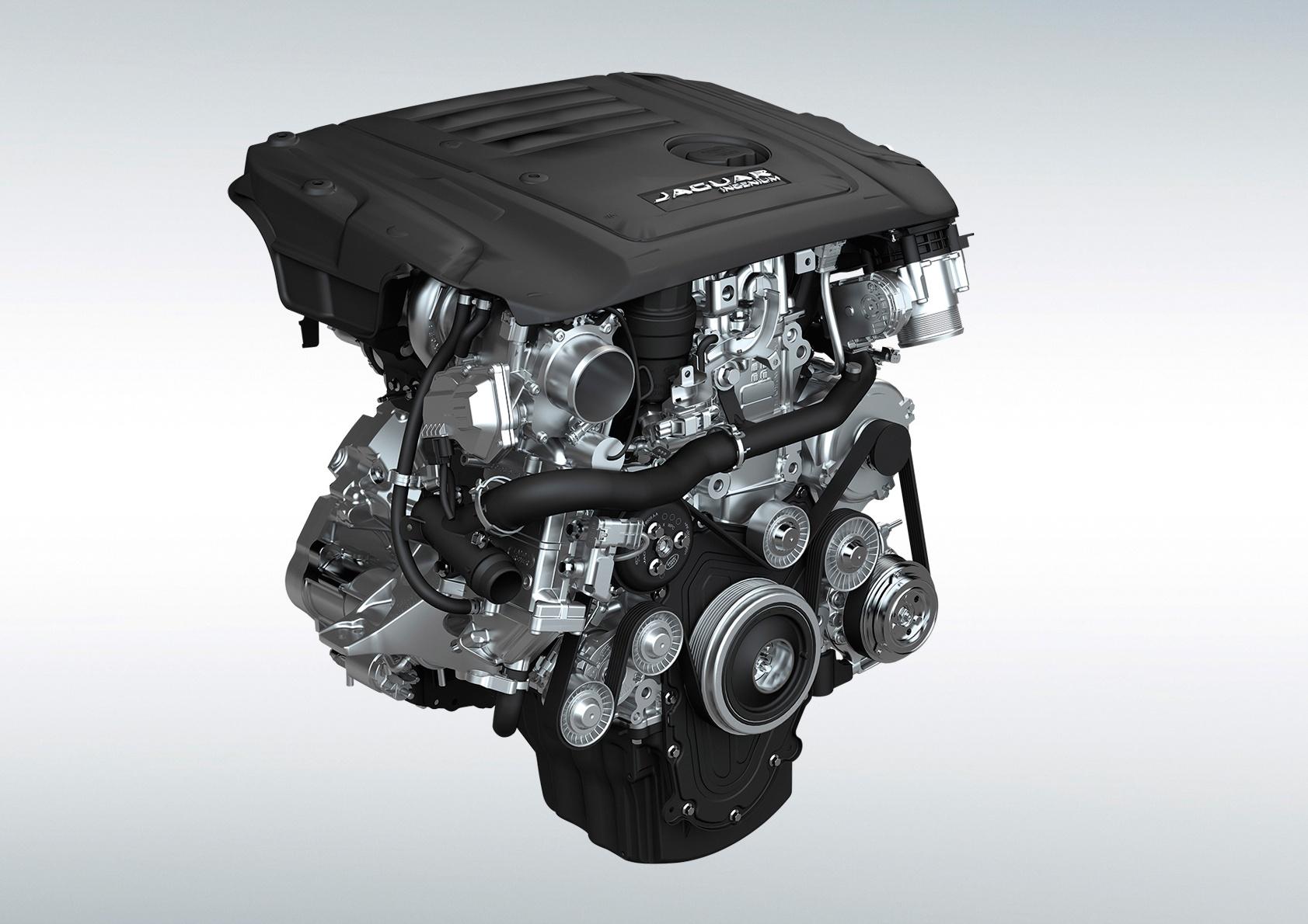 jaguar xe xf fpace to gain ingenium petrol diesel