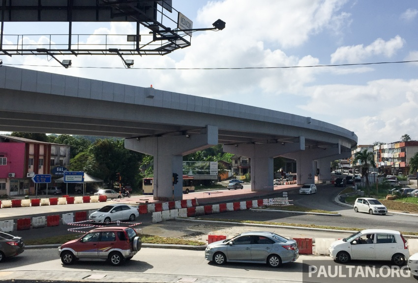 Jejambat Jalan Bukit Ubi, Kuantan dijangka siap 2 April ini – buka kepada pengguna sebulan kemudian Image #620352