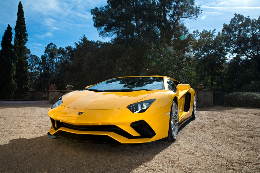 Lamborghini Aventador S launched in Malaysia, from RM1.8mil – 6.5L V12, 740 hp, 0-100 km/h in 2.9 s Image #619024