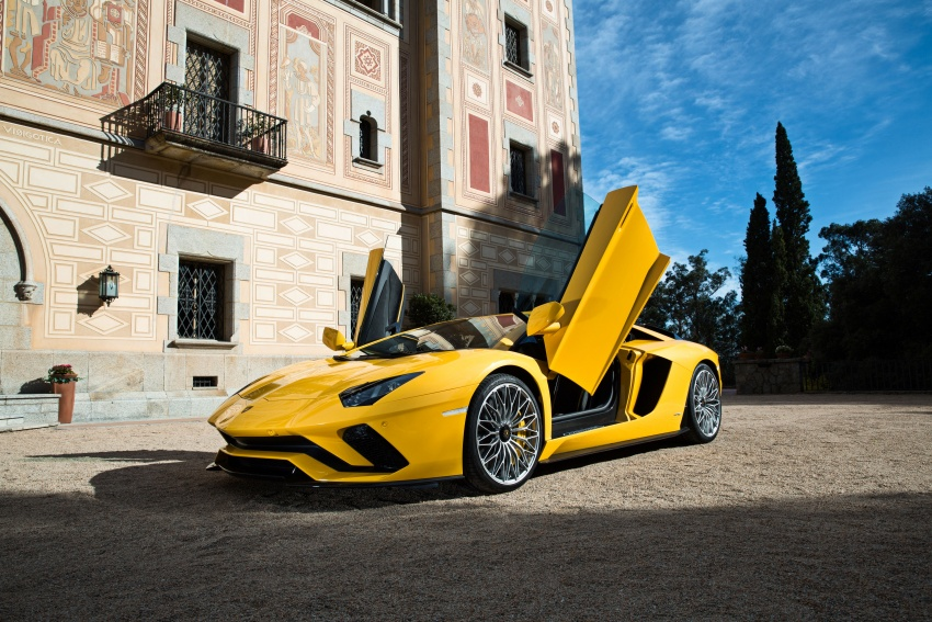 Lamborghini Aventador S launched in Malaysia, from RM1.8mil – 6.5L V12, 740 hp, 0-100 km/h in 2.9 s Image #619025