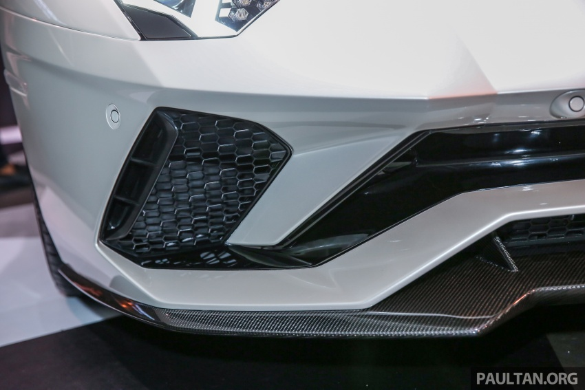 Lamborghini Aventador S launched in Malaysia, from RM1.8mil – 6.5L V12, 740 hp, 0-100 km/h in 2.9 s Image #619267
