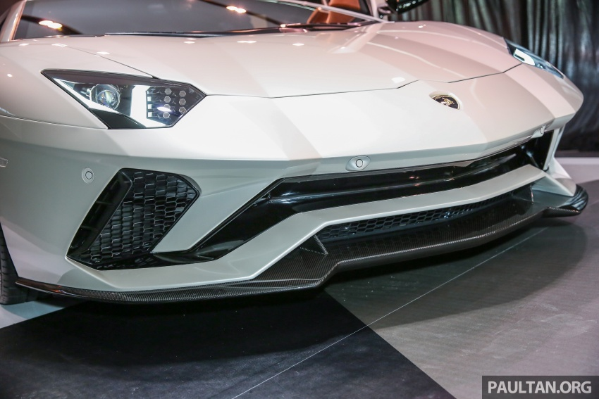 Lamborghini Aventador S launched in Malaysia, from RM1.8mil – 6.5L V12, 740 hp, 0-100 km/h in 2.9 s Image #619268