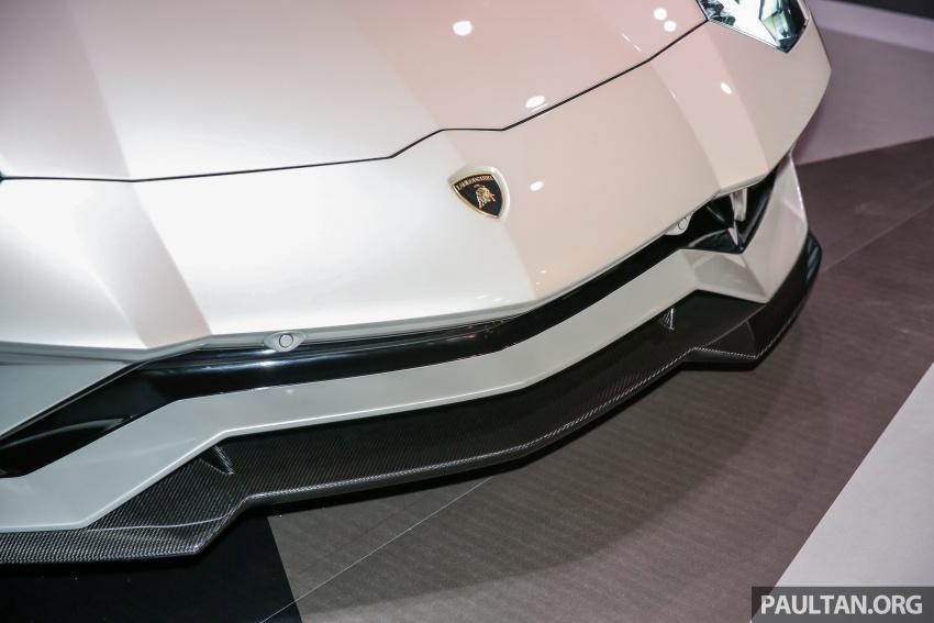 Lamborghini Aventador S masuk pasaran Malaysia – enjin 6.5L V12, 740 hp kuasa, harga bermula RM1.8 juta Image #619531