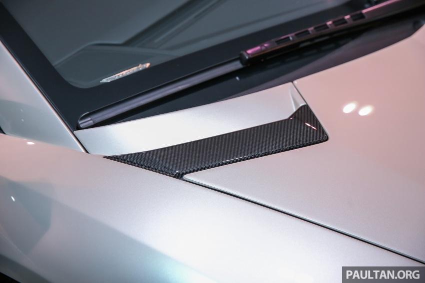 Lamborghini Aventador S masuk pasaran Malaysia – enjin 6.5L V12, 740 hp kuasa, harga bermula RM1.8 juta Image #619534