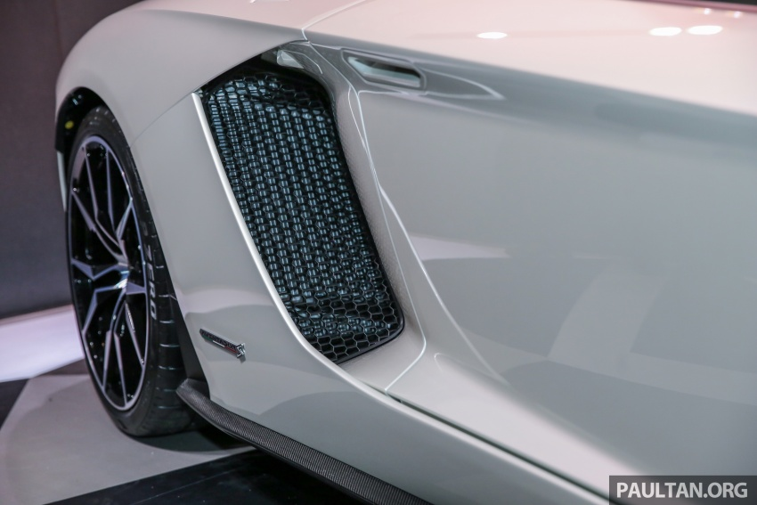 Lamborghini Aventador S launched in Malaysia, from RM1.8mil – 6.5L V12, 740 hp, 0-100 km/h in 2.9 s Image #619275
