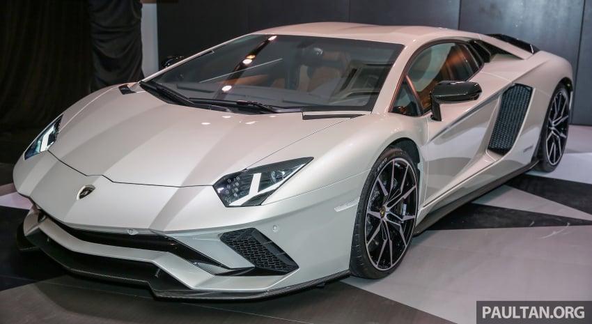 Lamborghini Aventador S masuk pasaran Malaysia – enjin 6.5L V12, 740 hp kuasa, harga bermula RM1.8 juta Image #619502