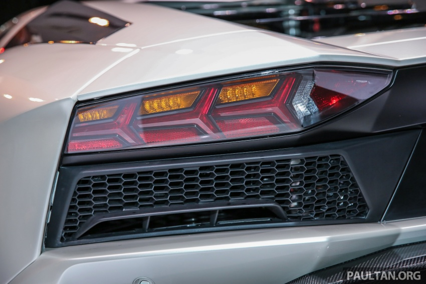 Lamborghini Aventador S launched in Malaysia, from RM1.8mil – 6.5L V12, 740 hp, 0-100 km/h in 2.9 s Image #619282