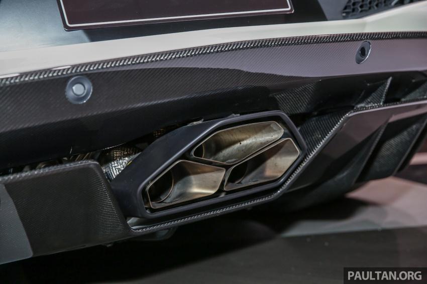 Lamborghini Aventador S masuk pasaran Malaysia – enjin 6.5L V12, 740 hp kuasa, harga bermula RM1.8 juta Image #619550