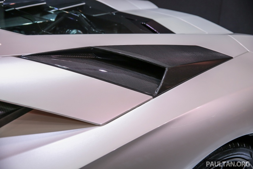 Lamborghini Aventador S launched in Malaysia, from RM1.8mil – 6.5L V12, 740 hp, 0-100 km/h in 2.9 s Image #619288