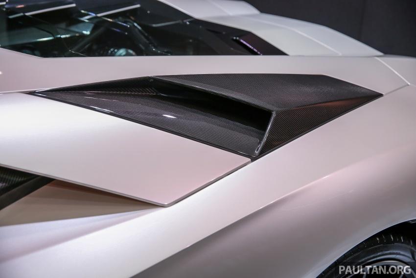 Lamborghini Aventador S masuk pasaran Malaysia – enjin 6.5L V12, 740 hp kuasa, harga bermula RM1.8 juta Image #619552