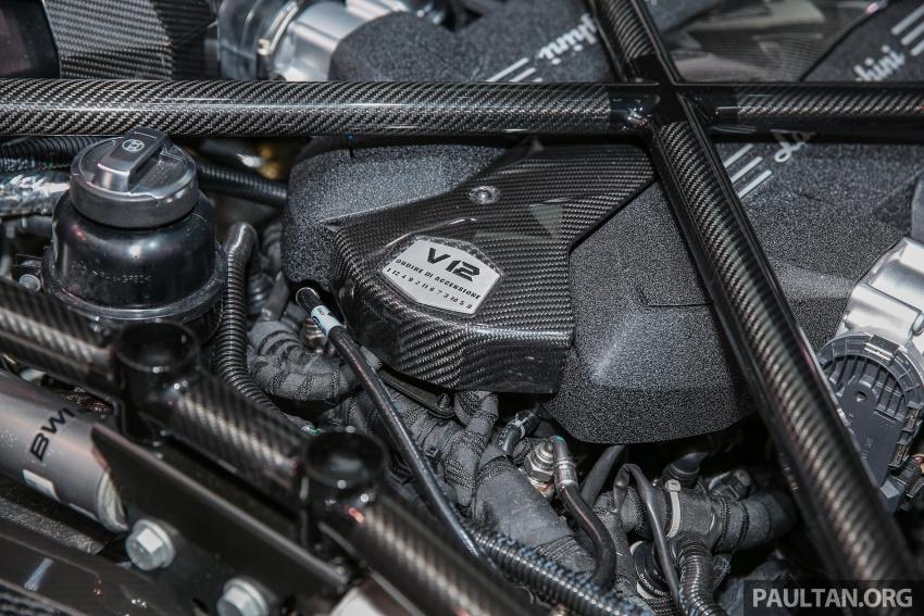 Lamborghini Aventador S masuk pasaran Malaysia – enjin 6.5L V12, 740 hp kuasa, harga bermula RM1.8 juta Image #619557