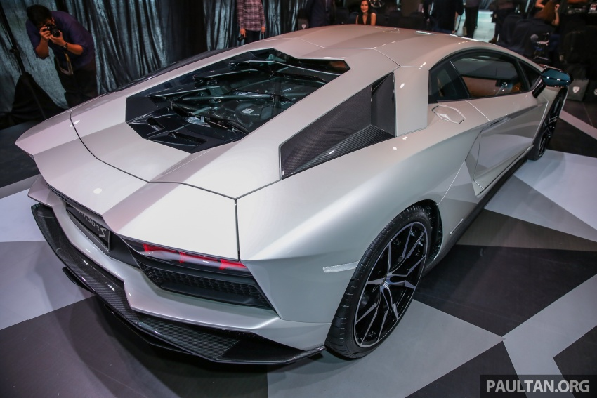 Lamborghini Aventador S launched in Malaysia, from RM1.8mil – 6.5L V12, 740 hp, 0-100 km/h in 2.9 s Image #619262
