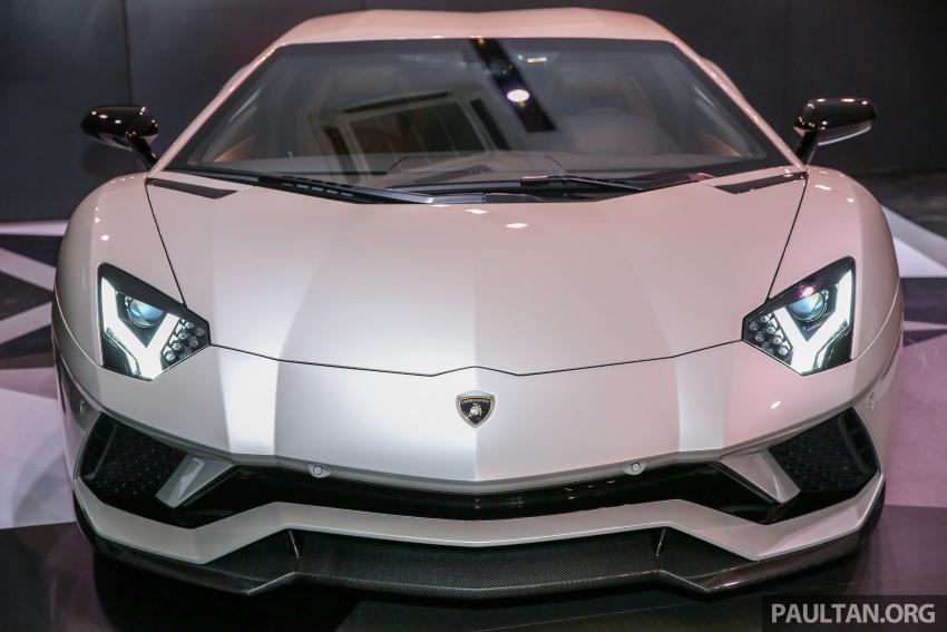 Lamborghini Aventador S masuk pasaran Malaysia – enjin 6.5L V12, 740 hp kuasa, harga bermula RM1.8 juta Image #619516